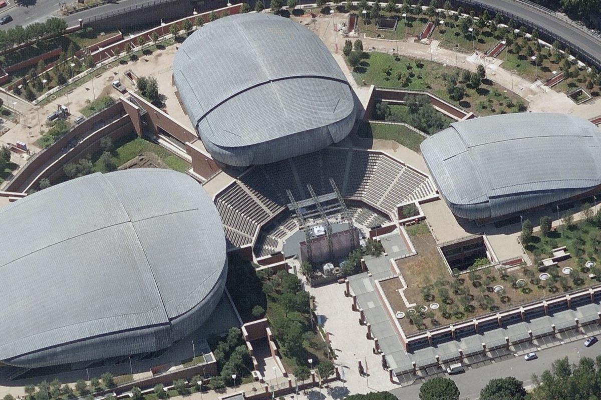 Sale Parco Della Musica Roma : Auditorium u2013 parco della musica u2013 romality